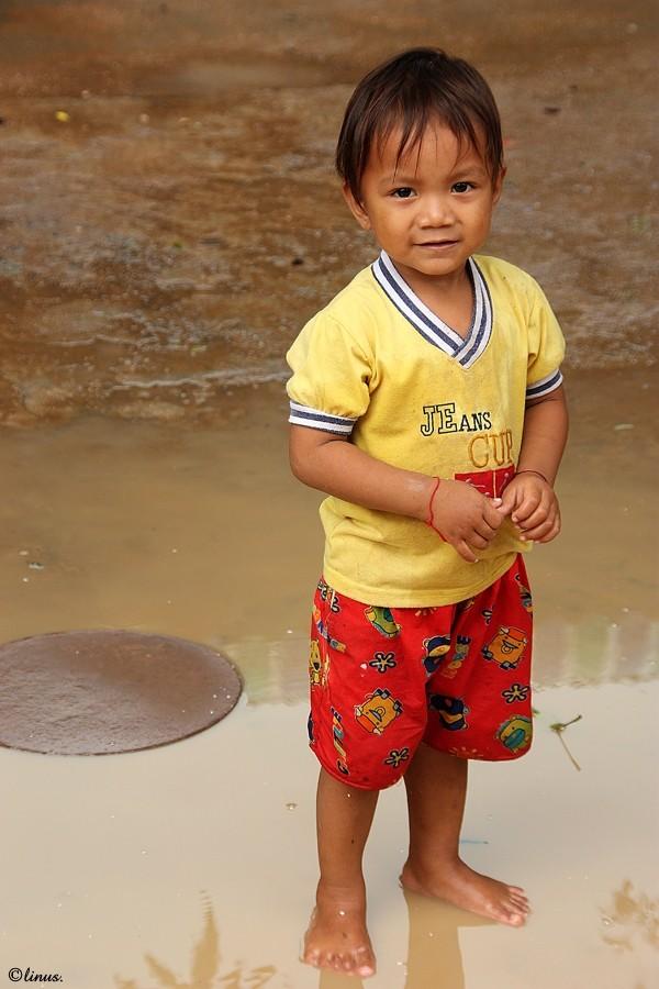 Children of Cambodia. (Part I)