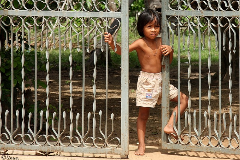 Children of Cambodia. (Part VI)