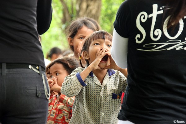 Children of Cambodia. (Part VII)
