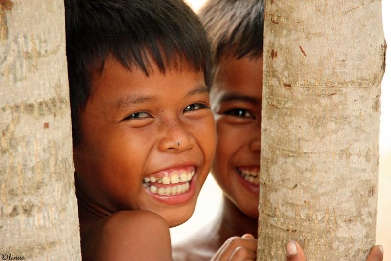 Children of Cambodia. (Part XII)