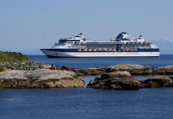 Cruise Ship Celebrity Infinity