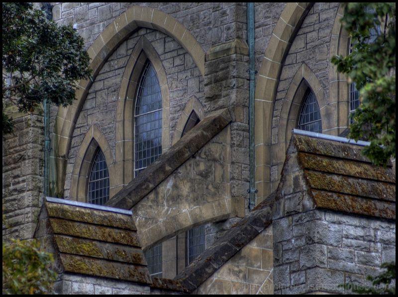 Christ Church Cathedral Victoria Canada