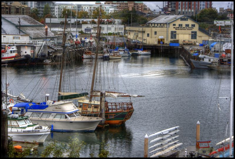 Upper Harbor, Victoria, Canada