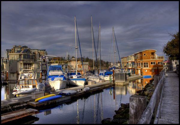 Westbay Marina Houseboats