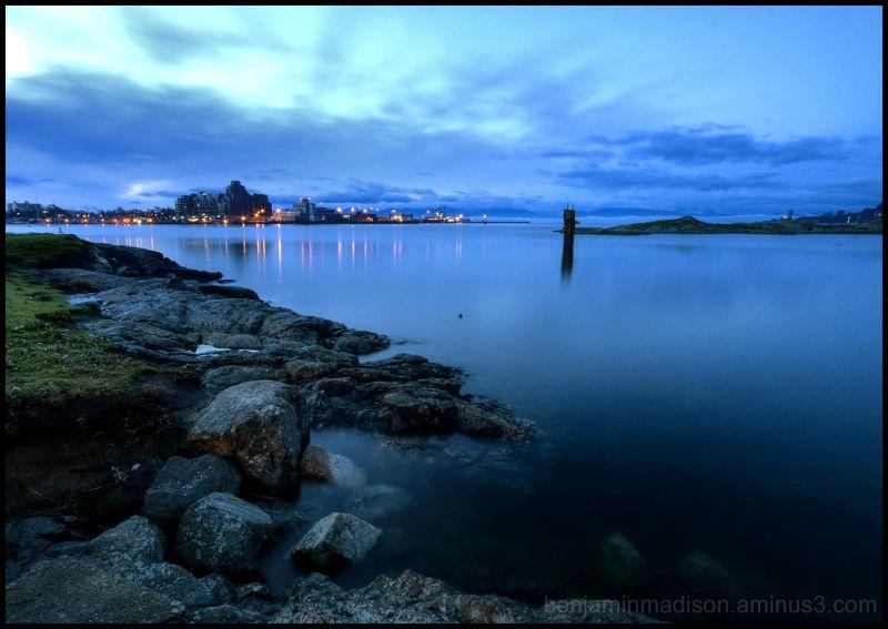Shoal Point at Dawn