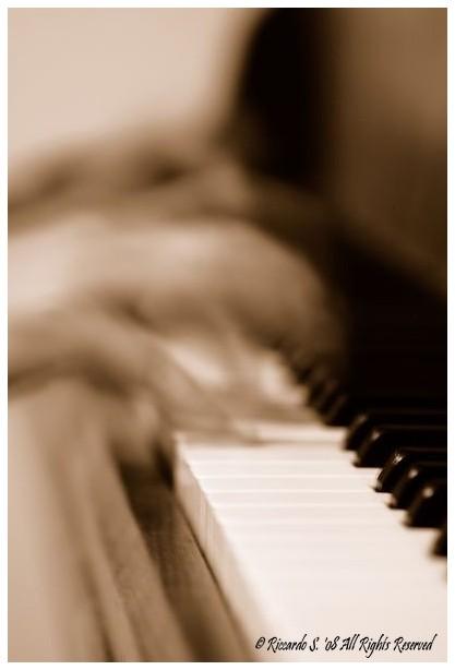 Fuzzy piano