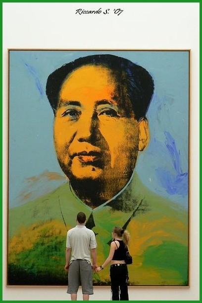 Mao by Andy Warhol (1972)