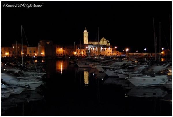 Il porto di Trani (Puglia - Italy -)