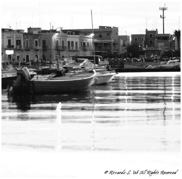 Porto di Santo Spirito (Bari)