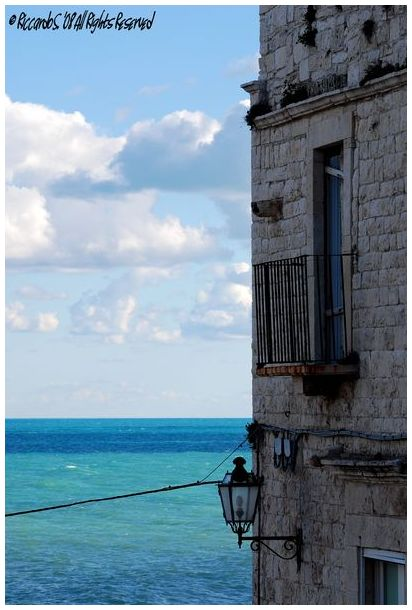 Room with a view in Giovinazzo (Italy) - Vol. 1 -