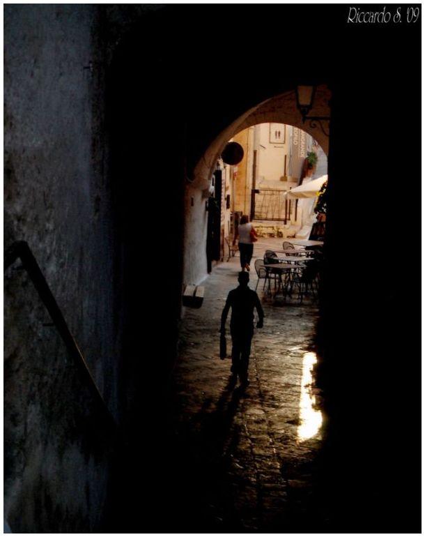 L'uomo nel tunnel