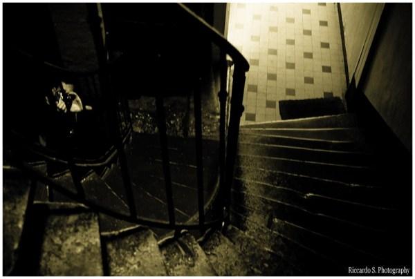 Double escalier
