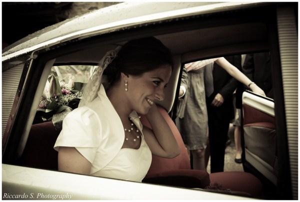 Bérangère wedding day!