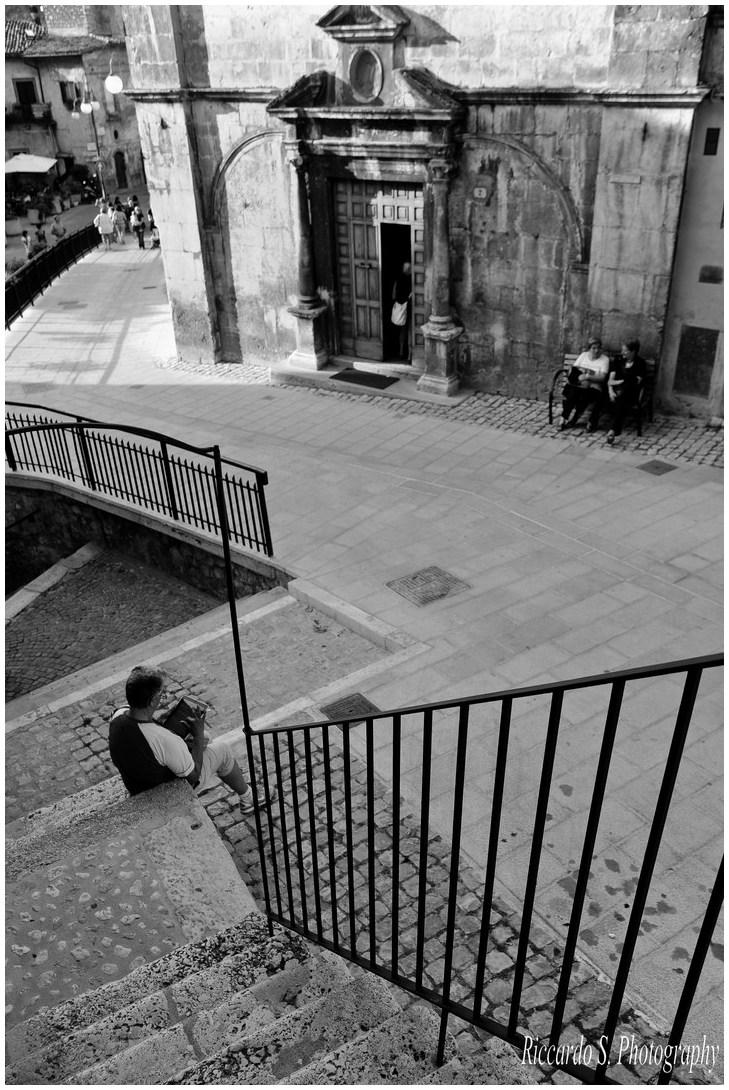 Scanno with henry cartier bresson cityscape urban for Bresson fotografo