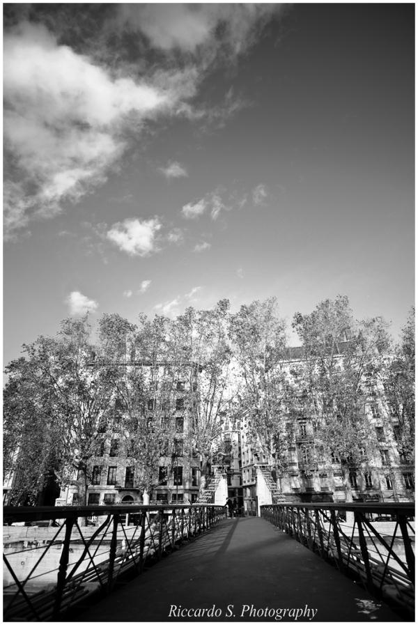 Passerelle Lyonnaise