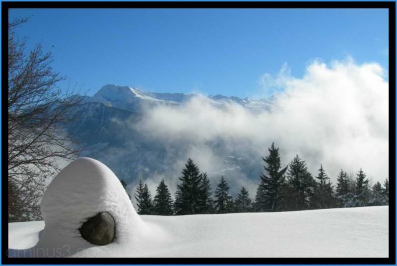 Switzerland, mountain, snow
