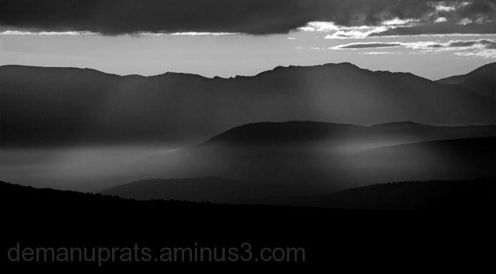 Niebla de Ultima Hora sobre Peguerinos