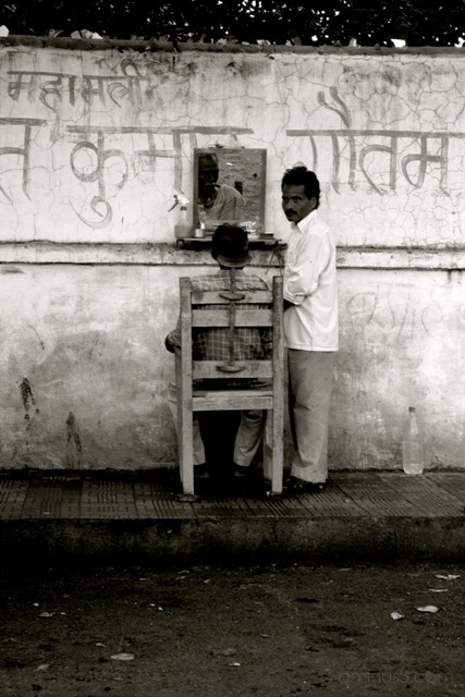 the barber of india