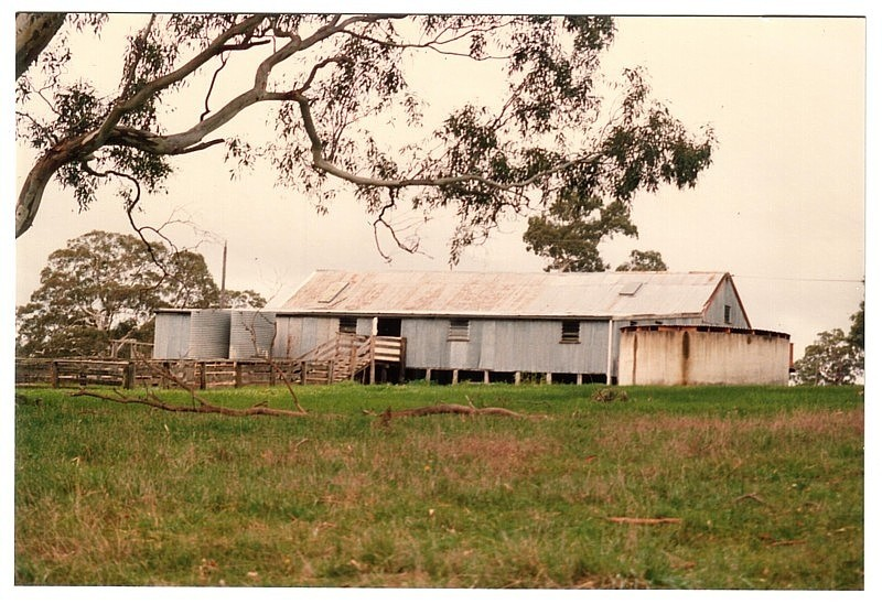 Woolshed - 1988