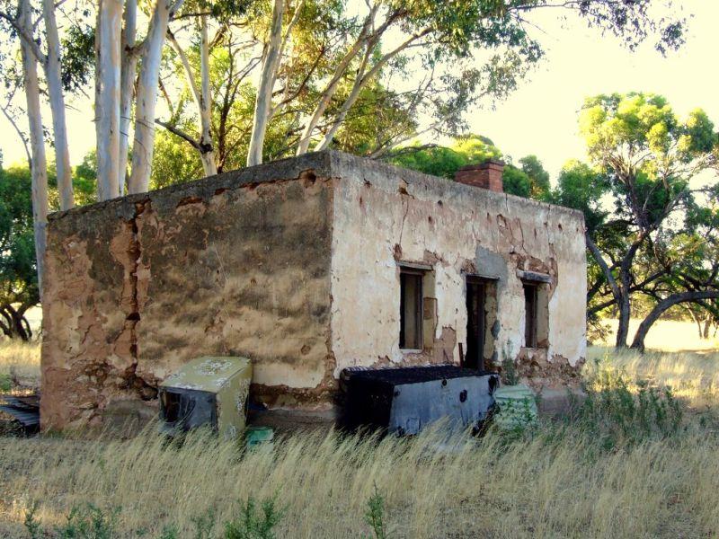Old shearer's quarters