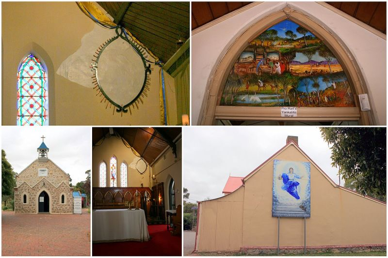 Shrine of Our Lady of Yankalilla