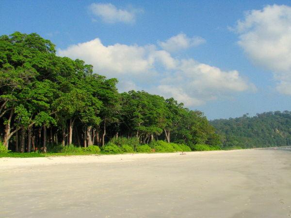 Radhanagar Beach 1
