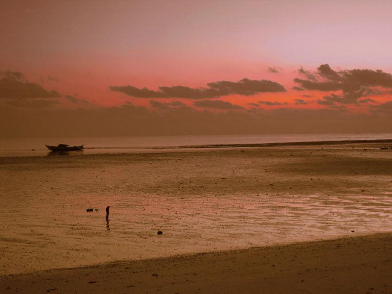 Seashore @ 5 am