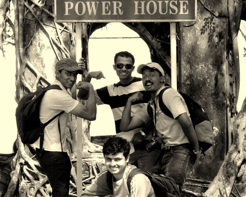 Power House!!