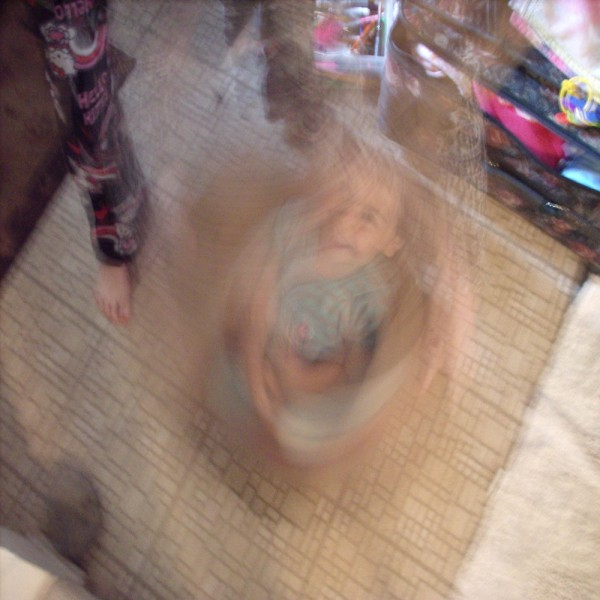 Rylie in a spin in a box