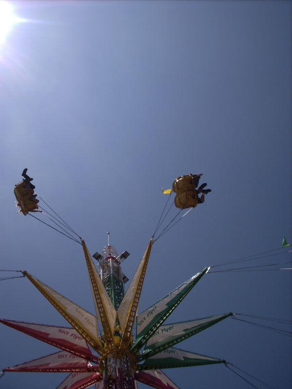 Big Swing In The Sky