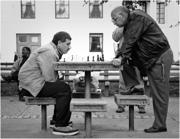 chess in dupont circle