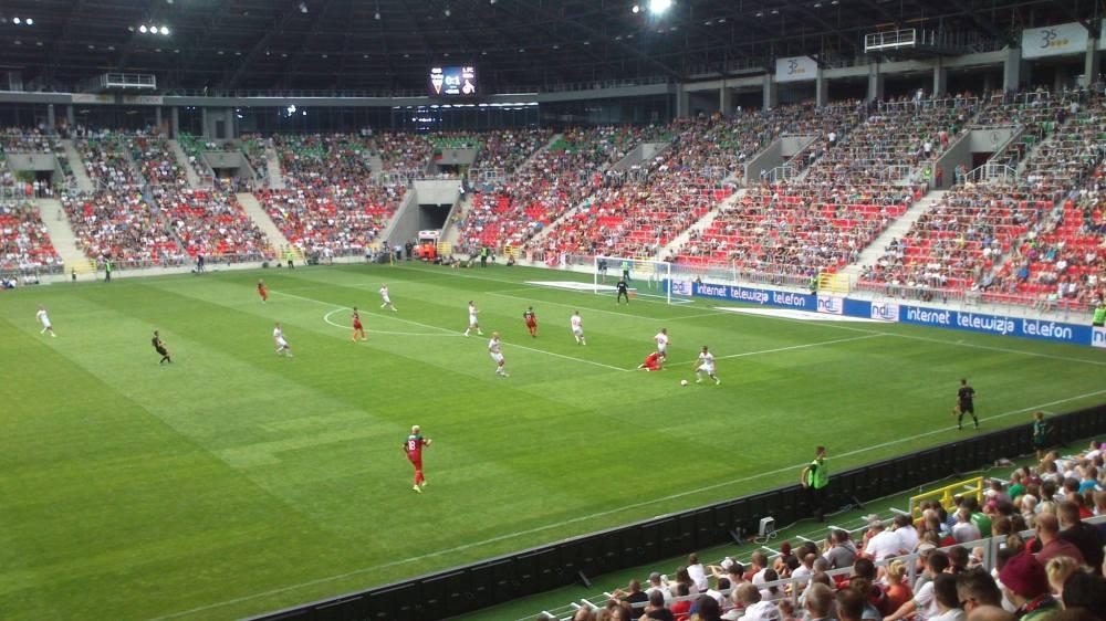 nowy stadion taki piękny