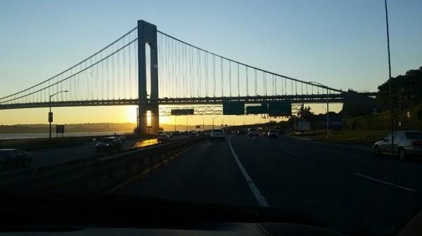 veresano bridge by car