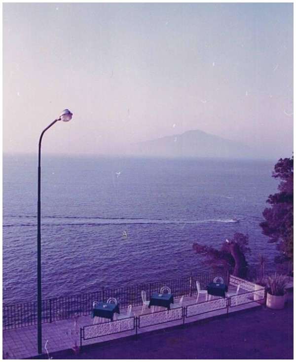 sea Form of water:Sorrento
