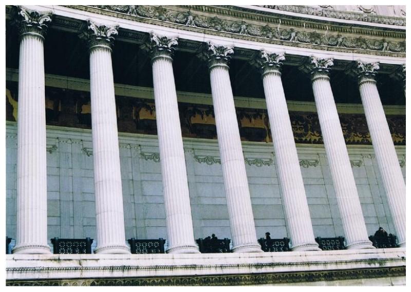 "Columns of ""Vittoriana"" - Rome"