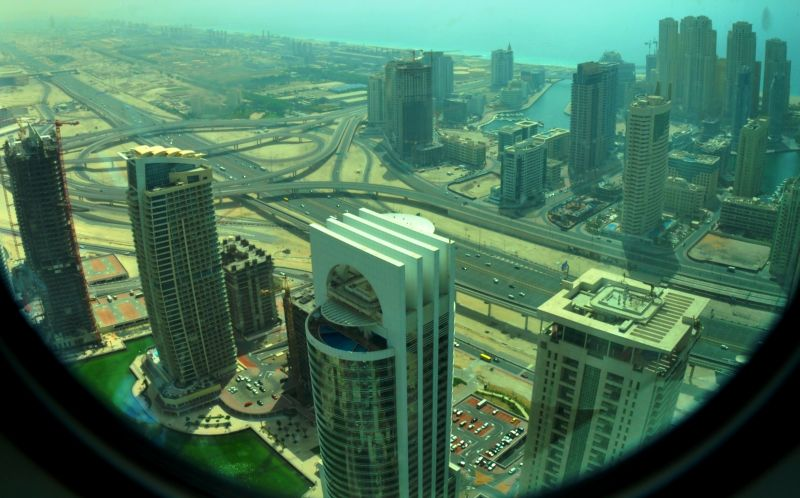 View fro 49th floor