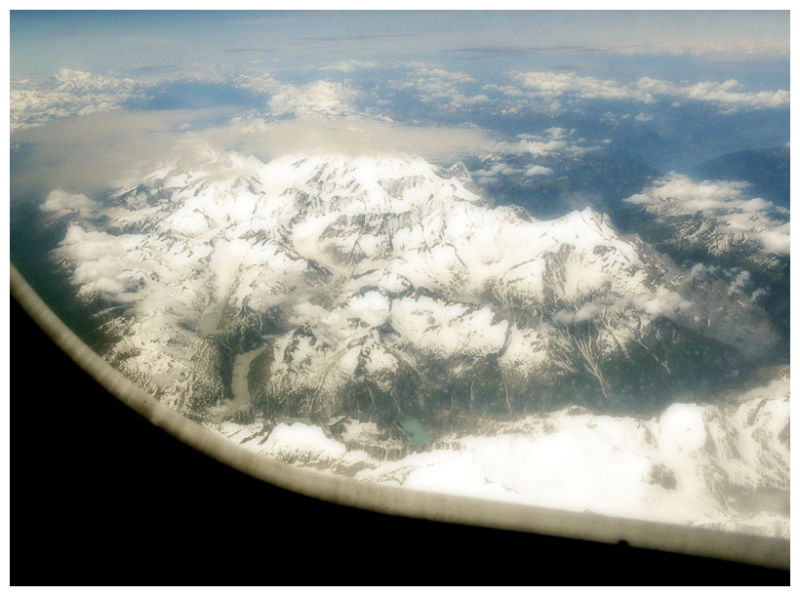 A Window on the Alps