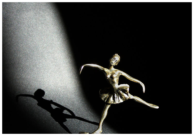 Dancing towards the light