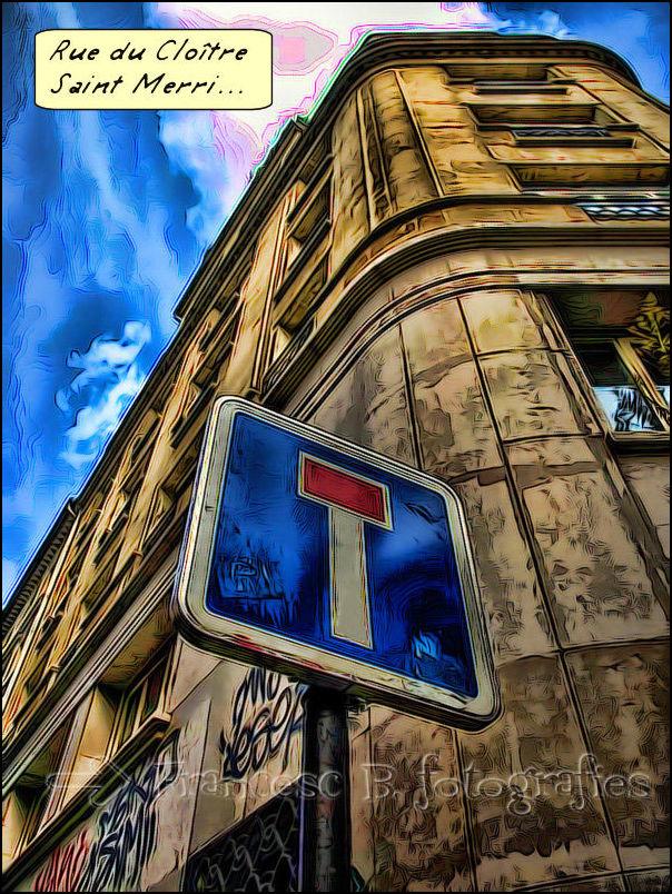 Impasse (Aminus3 - Paris)
