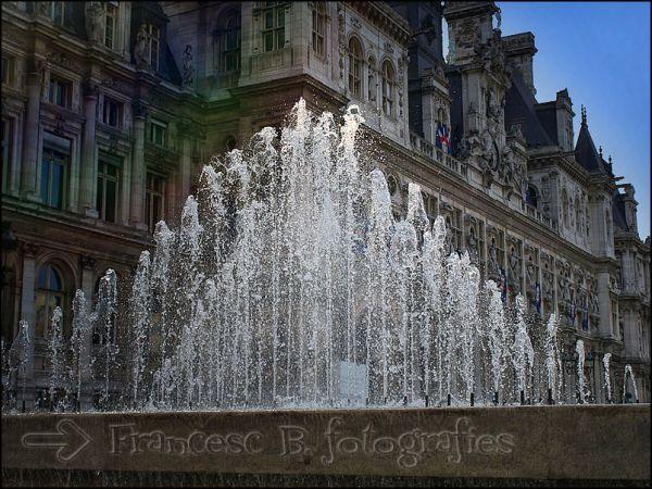 Jeux d'eau (Aminus3 - Paris)