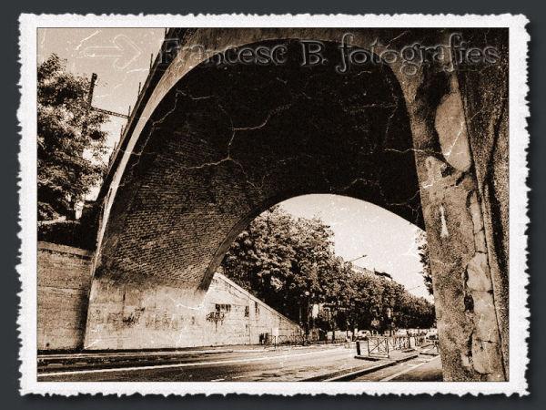 Le pont du RER - 2