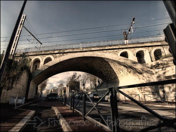Le pont du RER - 4