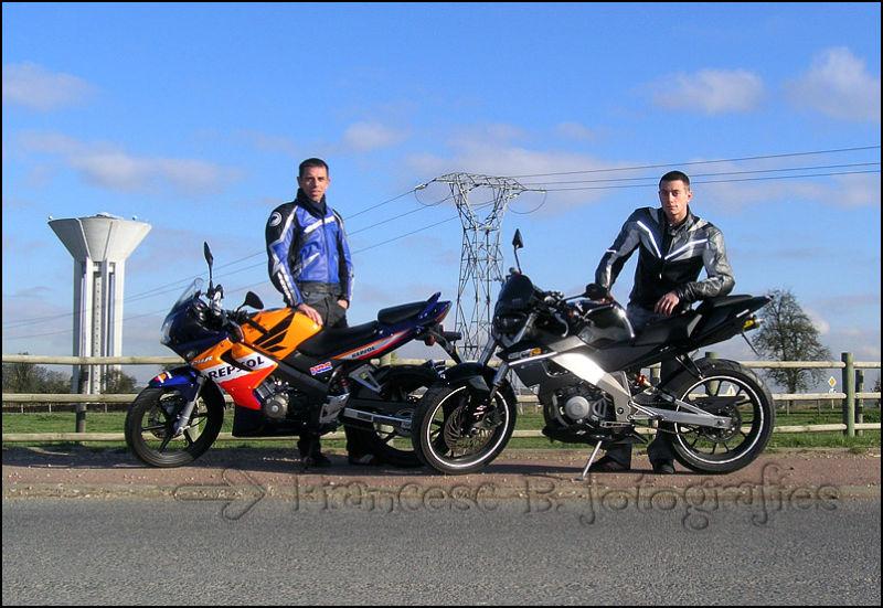 Deux motards - 2