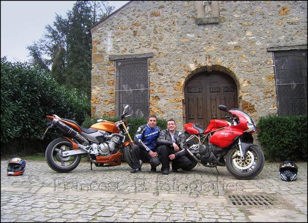 Deux motards - 3