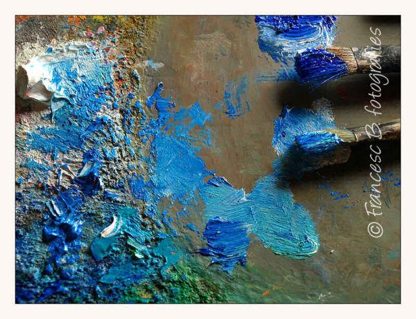 La palette de l'artiste - 3