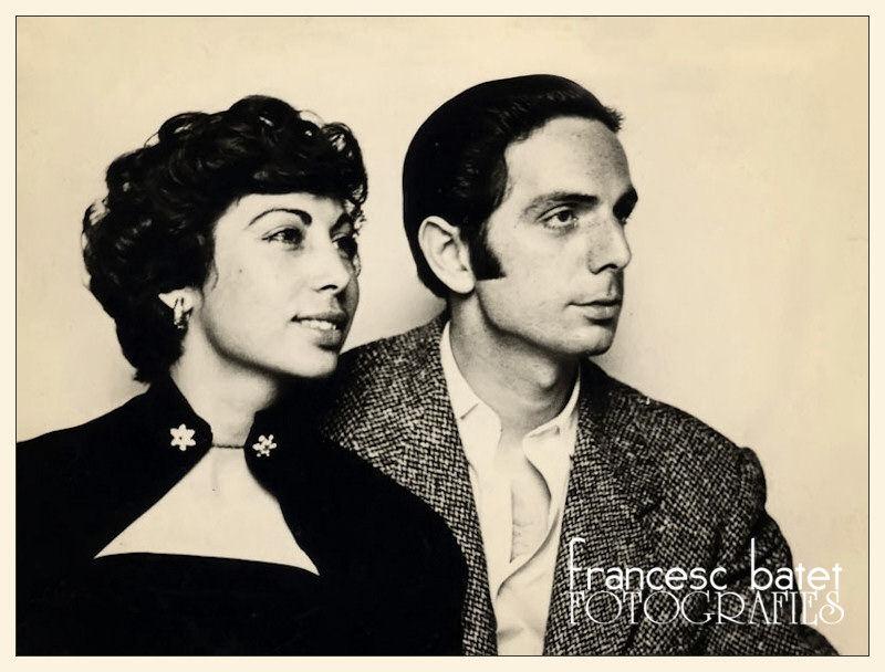 Couple d'artistes - 2    (1953)
