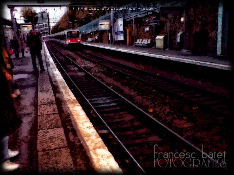 Denfert-Rochereau  (RER  B)
