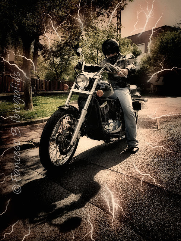 Dark Biker