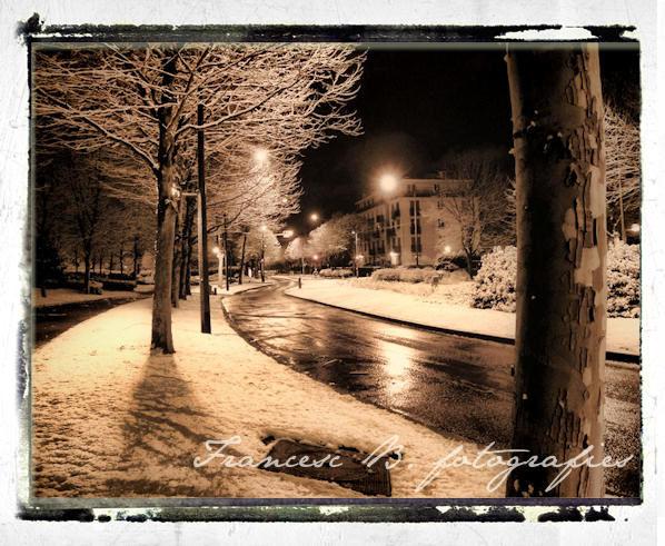 Une nuit, il a neigé...
