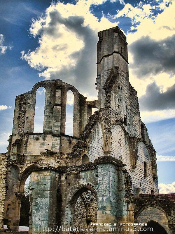 L'abbaye de Châalis